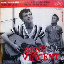 Gene VINCENT (CD single) Be bop a lula