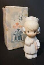 "New ListingPrecious Moments Sugar Town Series: 529826 - ""Jan Nurse""1994; In original box"