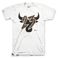Shirt Match Jordan Retro 3 Mocha - Toro Tee