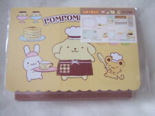 Sanrio Pompom Purin Letter set NEW
