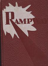 """RAMPWAY"" GEORGIA STATE UNIVERSITY 1953 ATLANTA, GEORGIA"