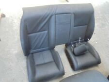 MERCEDES cl w216 seats back back seat  *P