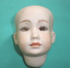 bisque head antique 2033  Bruno Schmidt repro /painted