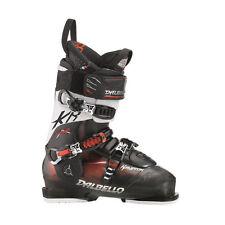 2013 Dalbello KR2 Fusion Mens Ski Boots Black Trans White Size 26.5