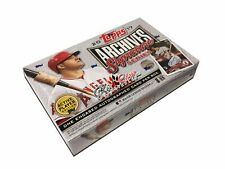 2017 Topps Archives Signature Active Player (2) Boxes 1 Encased Auto per