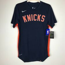 c3c3fa920ad New York Knicks FDNY City Edition Performance T-Shirt Nike Alt Hem SZ S  Men s