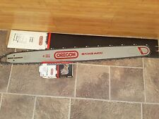 "32"" Oregon 323RNDD009  chainsaw guide bar & chain Combo  3/8  pitch .063 gauge"