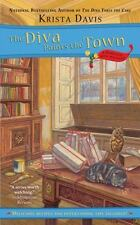 The Diva Paints the Town by Krista Davis (2010, Paperback)