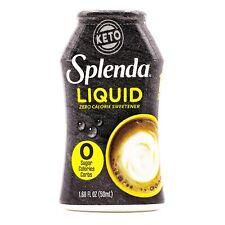 Splenda Liquid 1.68 fl oz