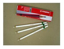 STABILO PENCIL WHITE (box of 12) grease china marker