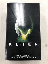 "NECA Alien 7"" Scale Action Figure Ultimate 40th Anniversary Big Chap Reel NEW"