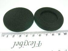 2 Ohrpolster Ø 55 mm Schaumstoff für Sennheiser PMX 60 Kopfhörer PMX60