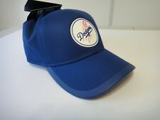 Under Armour Mens Speedform Zero Feel La Dodgers Hat Blue & White Size L/Xl