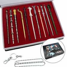 11Pcs Magic Wands Harry-Potter-Hermione-Dumbledore-Sirius-Voldemort Xmas Gifts
