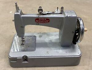 Essex Miniature Sewing Machine Vintage Hand Operated