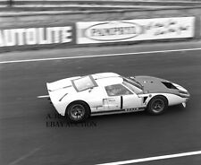 Ford GT40 Mark II testing Nurburgring 1965 photo photograph photo