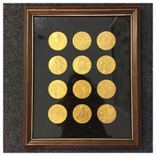 Gute Medaillen aus Bronze & Kupfer