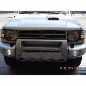 Xenon Halogen Fog lamps Driving Light Kit For 1997-2000 Mitsubishi Montero