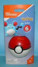 Mega Construx Pokemon Marill Poke Ball Series 6