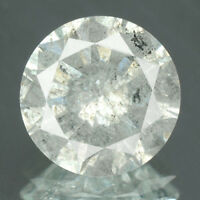 3.00 Cts. Certified Round Cut White Color Solitaire 100% Natural Loose Diamonds