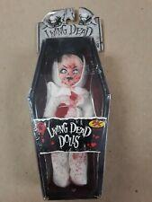 Living Dead Dolls Bloody Eggzorcist Mini FX Show Exclusive NIB Bloody Doll RARE!