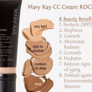 MARY KAY CC CREAM SPF 15