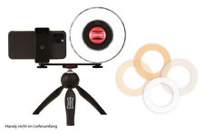 Rotolight RL48-B Ultimate Vlogging Kit Beleuchtungsset  LED Ringleuchte