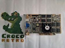 Asus V3800/32M (TV) Rev 1.04 Riva TNT2 Pro + CD très rare!