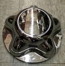 1999-2002 Lincoln Navigator Chrome Silver Wheel Center Cap YL34-1A096 Good Shape