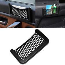 Car Elasticized Net Pocket Holder Auto Accessories String Mesh Bag Storage Pouch
