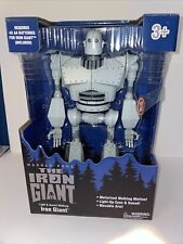 The Iron Giant Walking Talking Light Up Figure 12 Inch Warner Bros New Fast Ship