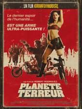 PLANETE TERREUR Affiche Cinéma 53x40 Movie Poster TARANTINO