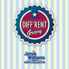 Jamie Williams and the Roots Collective : Diff'rent Gravy CD (2018) ***NEW***