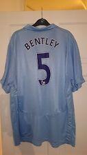 Tottenham Hotspur Espuelas Azul lejos 2008/2009 David Bentley Camiseta Jersey-XXL