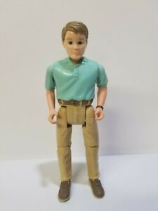 """Fisher Price Mattel Loving Family 6"""" Figure Person Father Dad Man"""