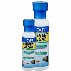 API Prevent Algae Aquarium Fish Tank Anti-Algae Water Treatment 118 ML 237ML