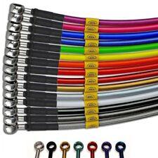 Aprilia ETV1000 Caponord 2001-04 HEL Stainless steel Brake lines / hoses Race