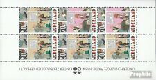 Netherlands Block27 (complete issue) unmounted mint / never hinged 1984 Child an