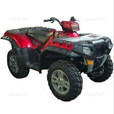 POLARIS SPORTSMAN 550 850 XP FENDER FLARES SET OVERFENDERS DIRECTION 2 ATV 09-16