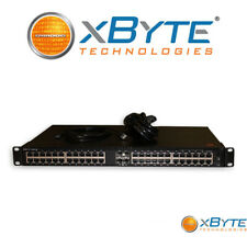 Dell Networking N1148T-ON 48P 1GbE 4P 10GbE SFP+ Switch