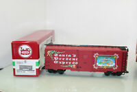 LGB Spur G 35073-02 Weihnachtswagen Christmas-Car 2011 US Boxcar OVP (JS7545)