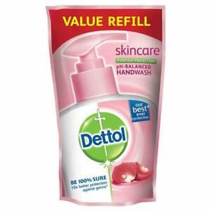 3 X Dettol Skincare pH Balance Hand wash Refill Pouch 175 ml Free Ship.