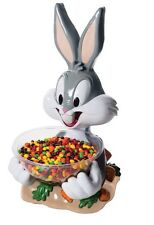 Loony Tunes Bugs Bunny Candy Dish Holder Halloween Party Decoration