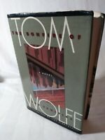 Tom Wolfe BONFIRE OF THE VANITIES  1st Edition Second 1987 Printing HC
