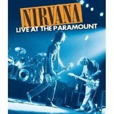 NIRVANA - LIVE AT PARAMOUNT BLU-RAY NEW!
