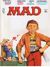 DON MARTIN MAD N° 227 MARCH 1981 BRITISH EDITION VERY GOOD CONDITION
