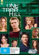 One Tree Hill : Season 4 (DVD, 2008, 6-Disc Set) Brand new Genuine & Sealed D72