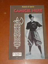 WW1 WW2 PNF MEMORIE DI GUERRA CAMICIE NERE  sc11