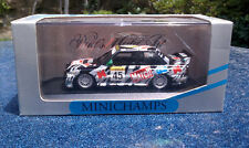 Minichamps 1:43 BMW M3 E30 Spa Paris Match #45 RARE (wrong box)
