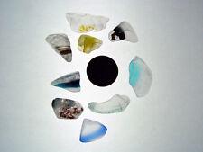 Assorted Surf Tumbled Sea Glass Lot 2013